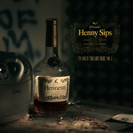 Henny sips cover